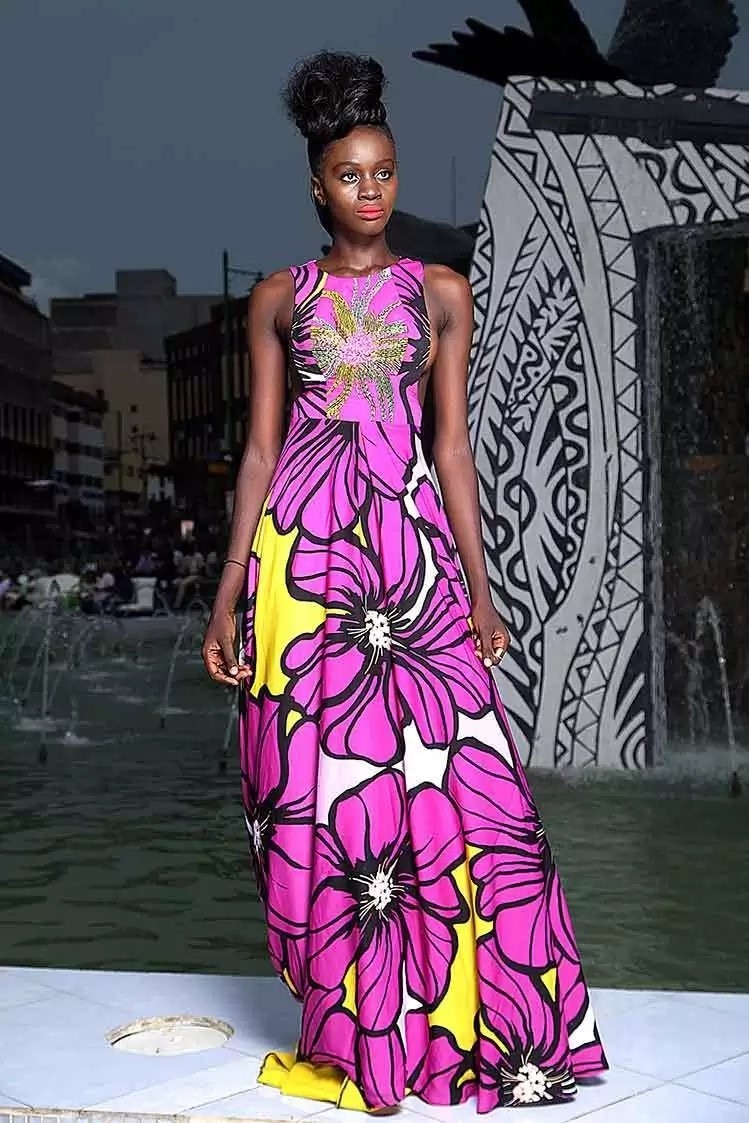 AFRICA FASHION WEEK NIGERIA 2017.#3