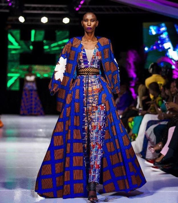 AFRICA FASHION WEEK NIGERIA 2017.#4