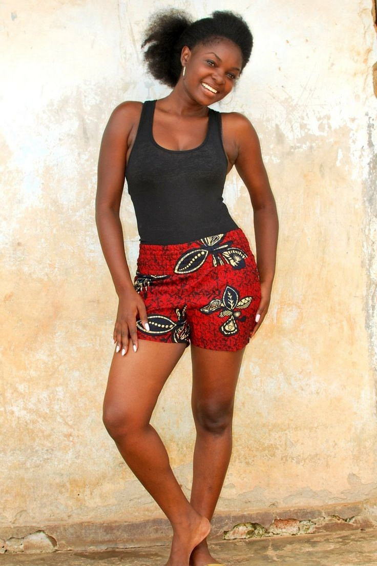 AFRICAN SHORTS!