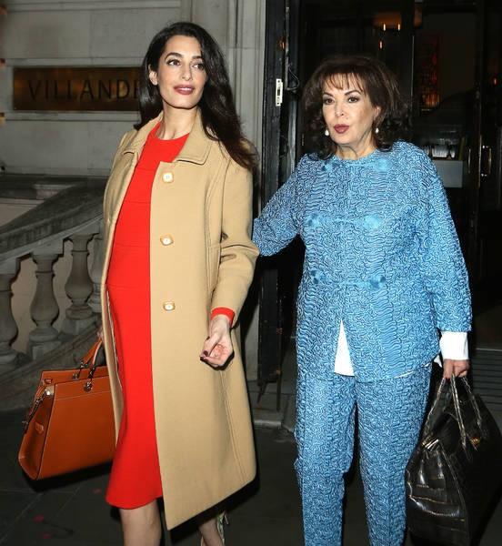 AMAL & HER MOTHER BARIA ALAMMUDIN