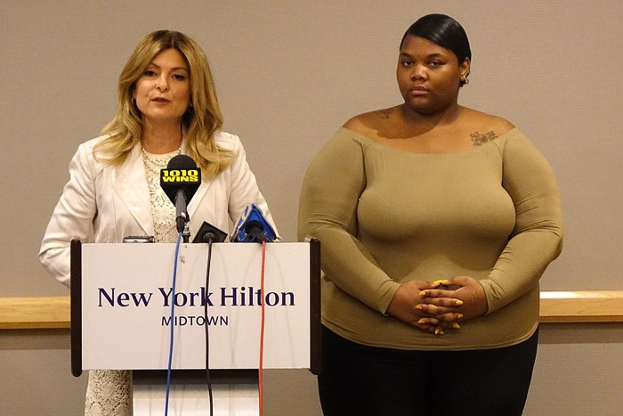ATTORNEY LISA BLOOM & USHER ACCUSER, QUANTASIA SHARPTON