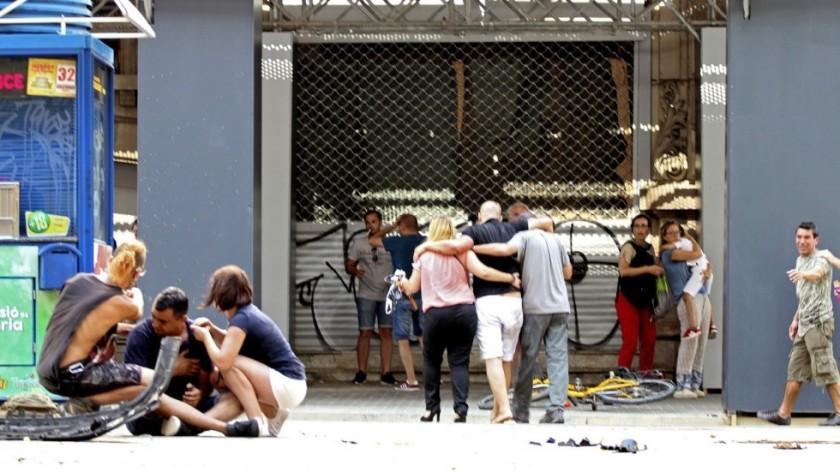 BACELONA TERRORIST ATTACK#3
