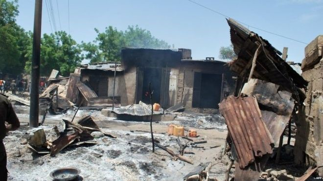 BOKO HARAM DESTRUCTION#4