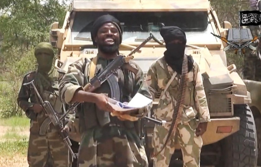BOKO HARAM LEADER & HIS TERRORIST GROUP