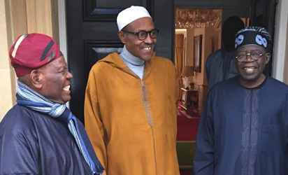 BUHARI IS BACK WITH SENATOR TINUBU IN NIGERIA##3