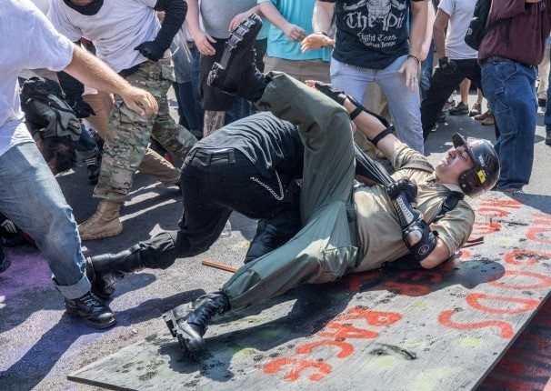 CHARLOTTESVILLE BLOODSHED#1
