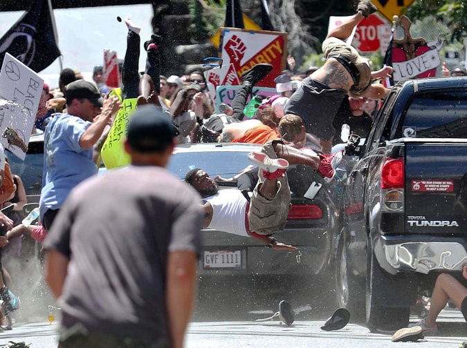 CHARLOTTESVILLE BLOODSHED#2