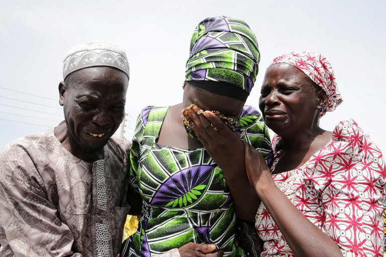 CHIBOK SCHOOL GIRLS#3