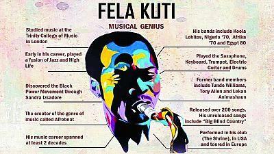 FELA MUSICAL GENIUS