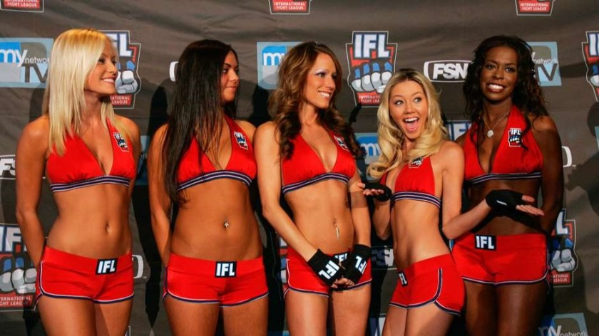 OCTAGON GIRLS#2