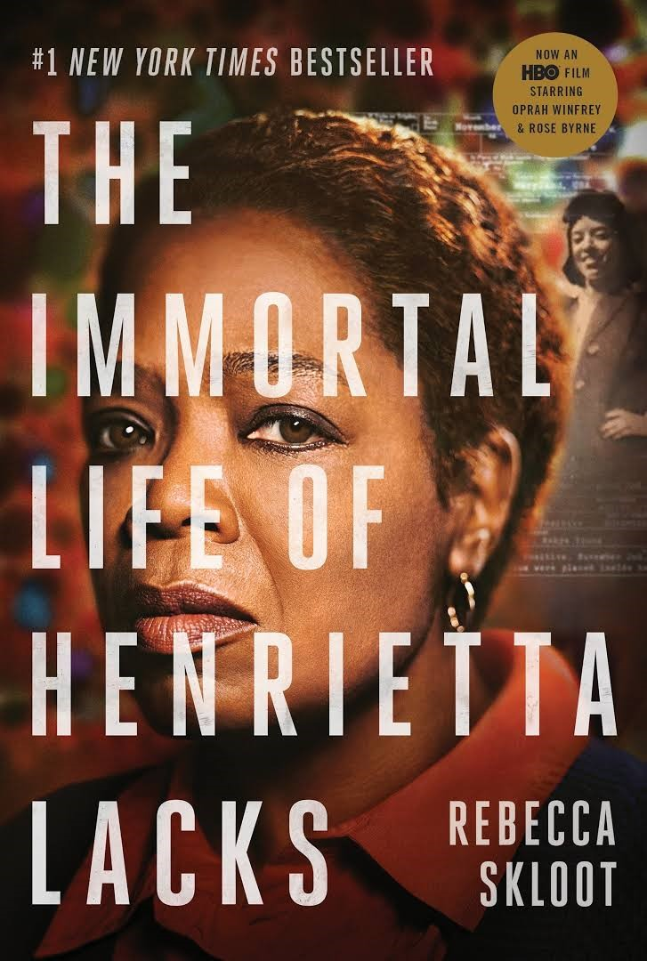 OPRAH WINFEREY AS HENRIETTA LACKS