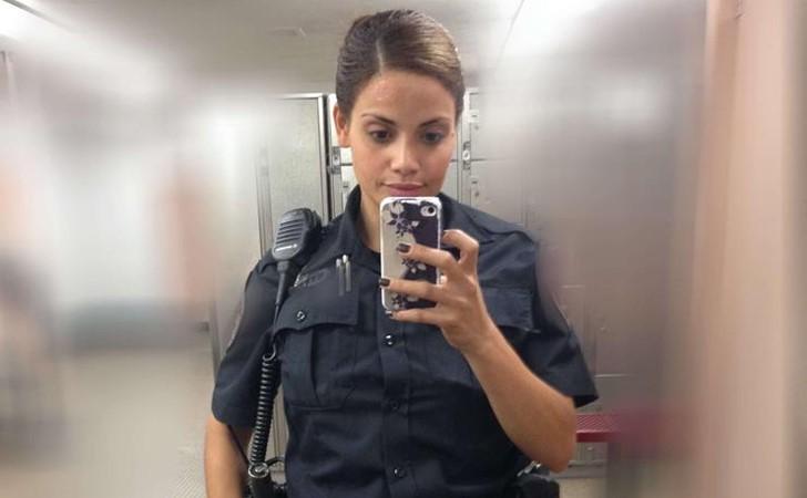 POLICE OFFICER SAMANTHA SEPULVEDA#1
