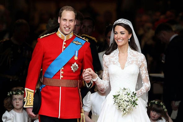PRINCE WILLIAM & KATE#1