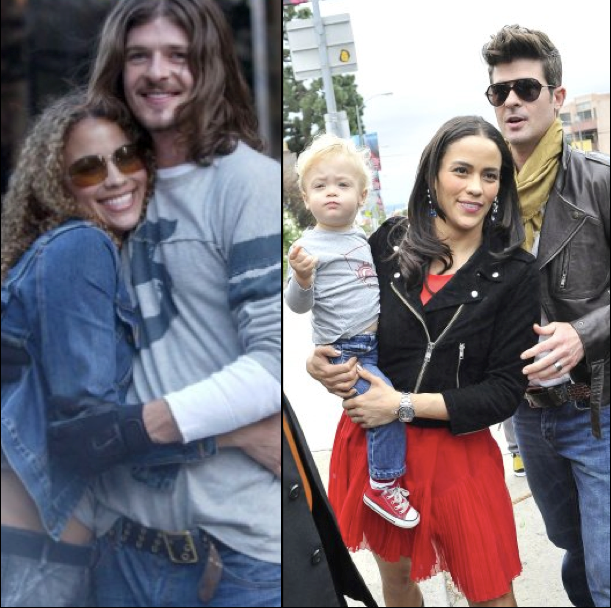 ROBIN THICKE AND PAULA PATTON#2