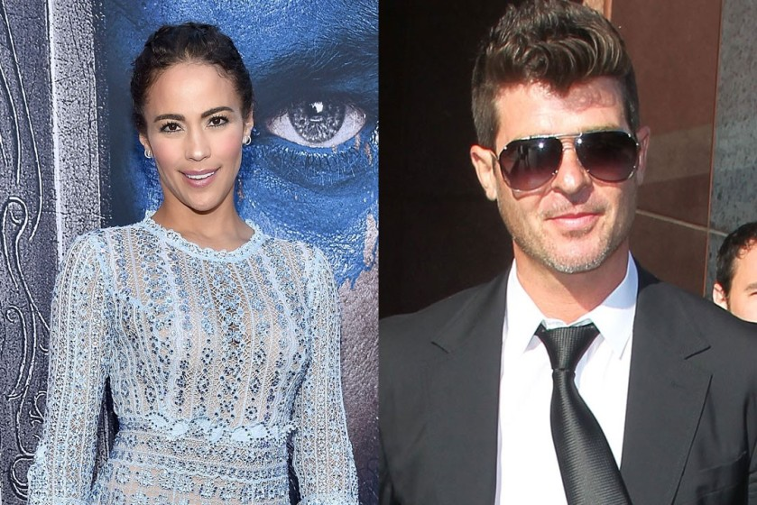 ROBIN THICKE AND PAULA PATTON#4