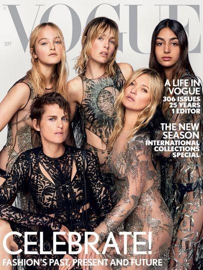 VOGUE COVER 2017