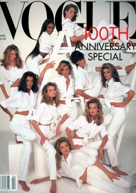 VOGUE MAGAZINE 100TH ANNIVERSARY