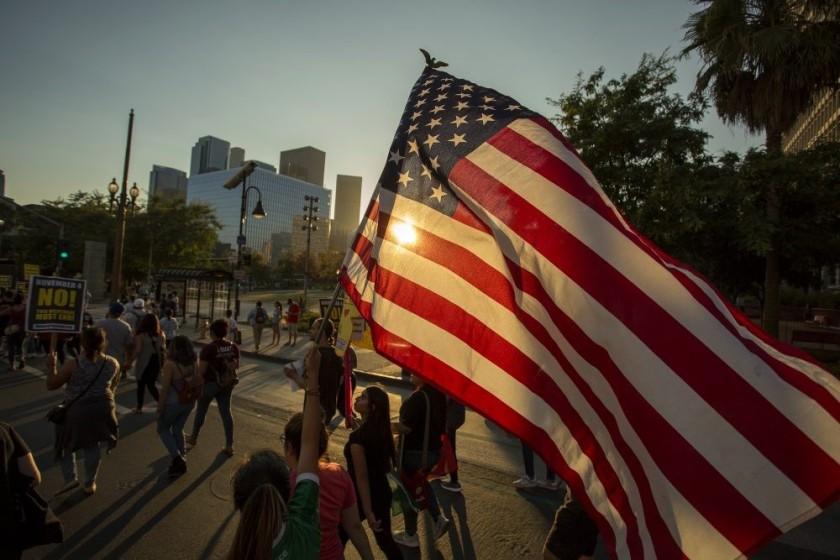 DACA & THE AMERICAN FLAG
