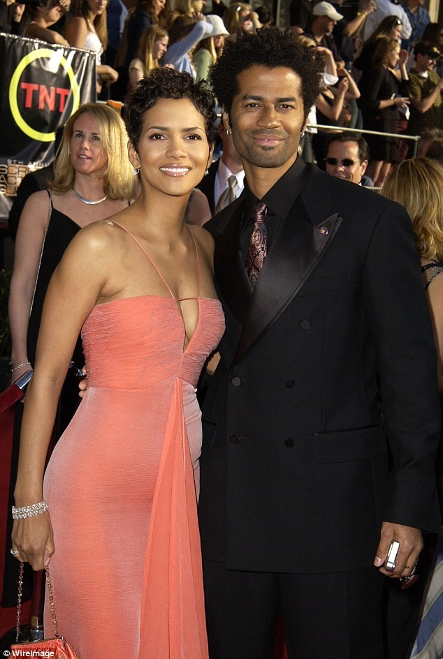 HALLE BERRY AND ERIC BENET#8