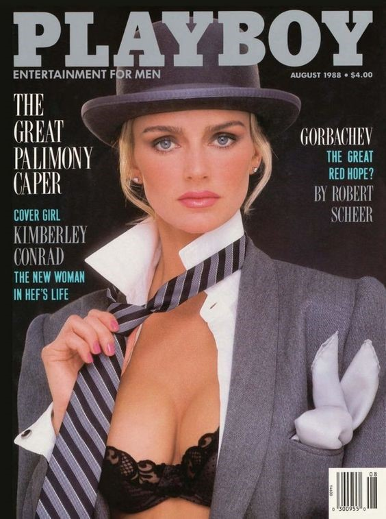HUGH HEFNER & EX - WIFE KIMBERLY CONRAD #1