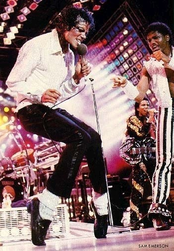 JACKSONS MICHAEL & RANDY