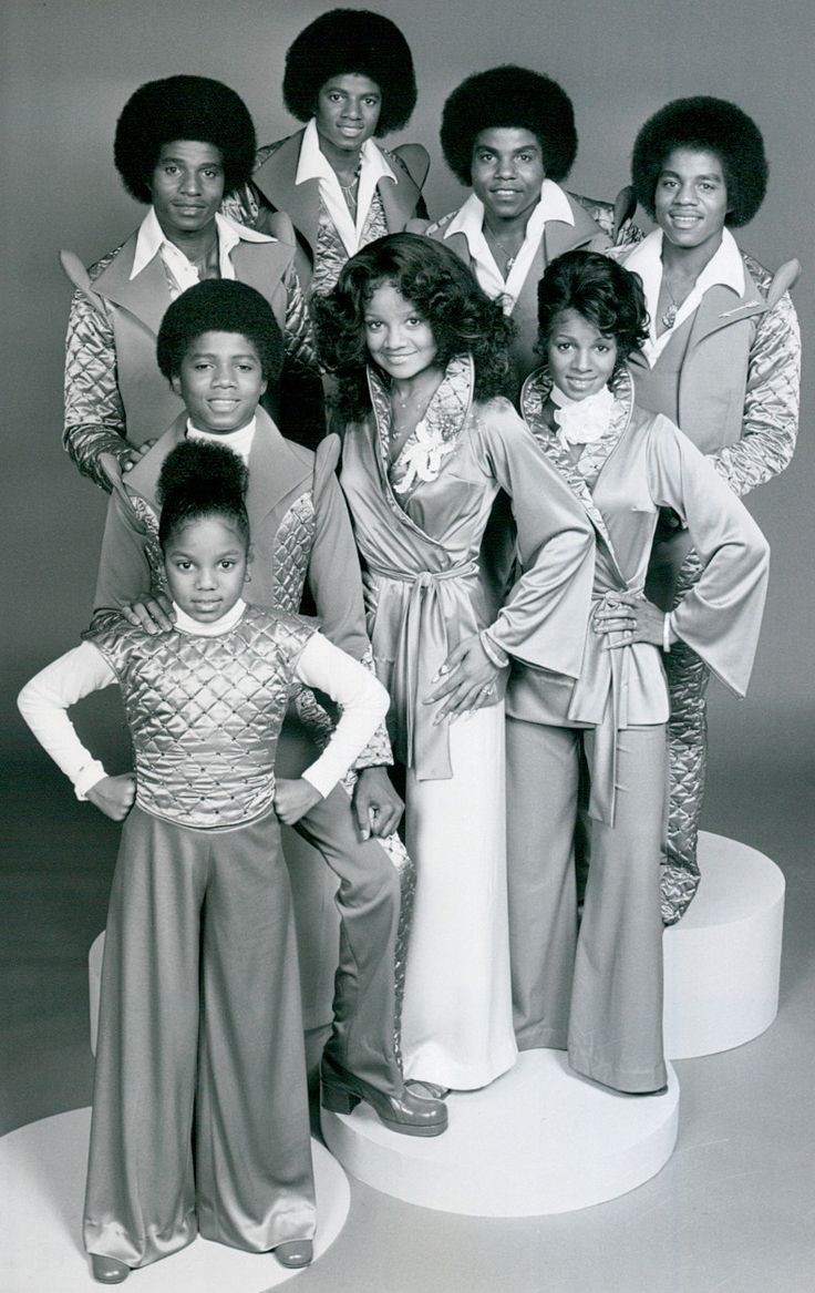 JANET & HER FAMILY