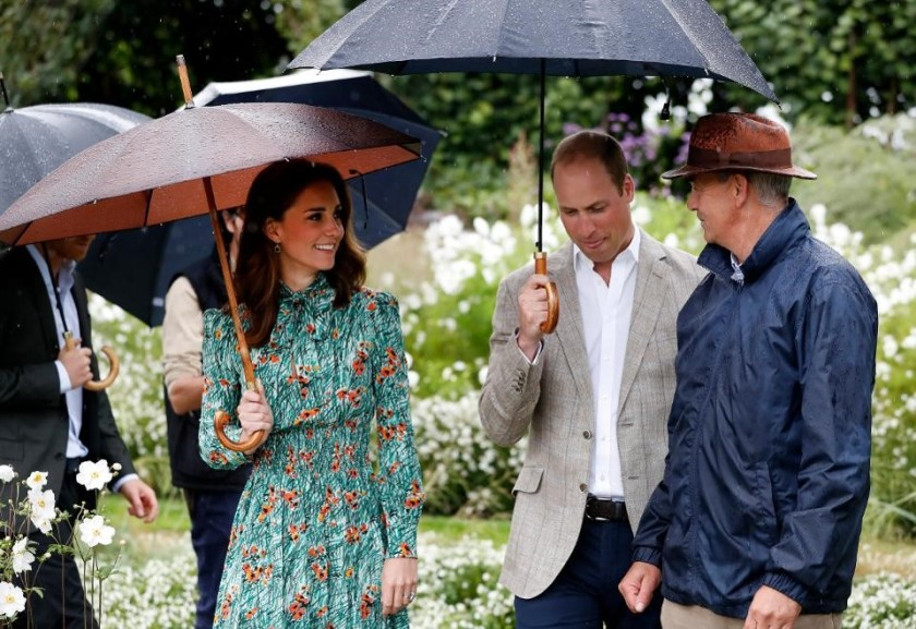 KATE MIDDLETON & HYPEREMESIS#5