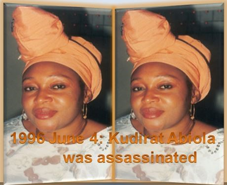 KUDIRAT ABIOLA IN A YELLOW PHOTO