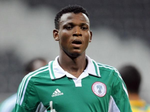NIGERIAN EAGLES` AINA