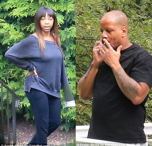 WENDY WILLIAMS` HUSBAND AND MISTRESS SHARINA HUDSON