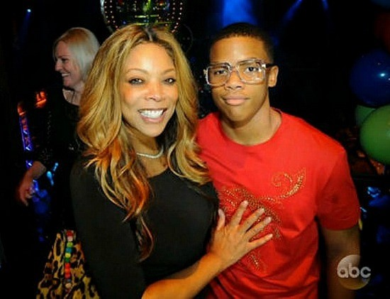 WENDY WILLIAMS & SON KEVIN HUNTER JR.#1
