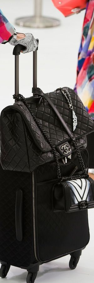 CHANEL ULTIMATE TRAVEL GEAR