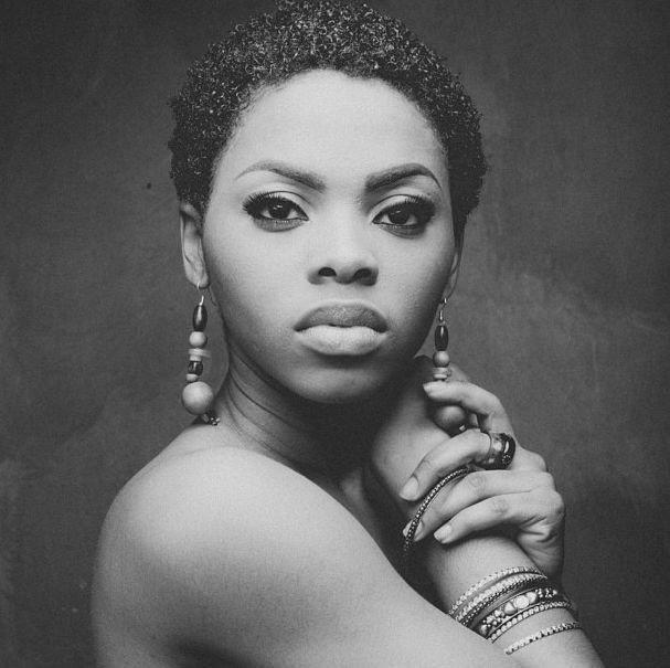 NIGERIAN FEMALE ARTIST CHIDINMA EKILE