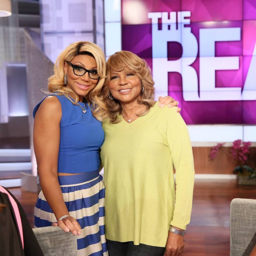TONI TAMAR AND HER MOTHER, EVELYN BRAXTON #1